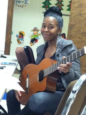 landa guitar pic